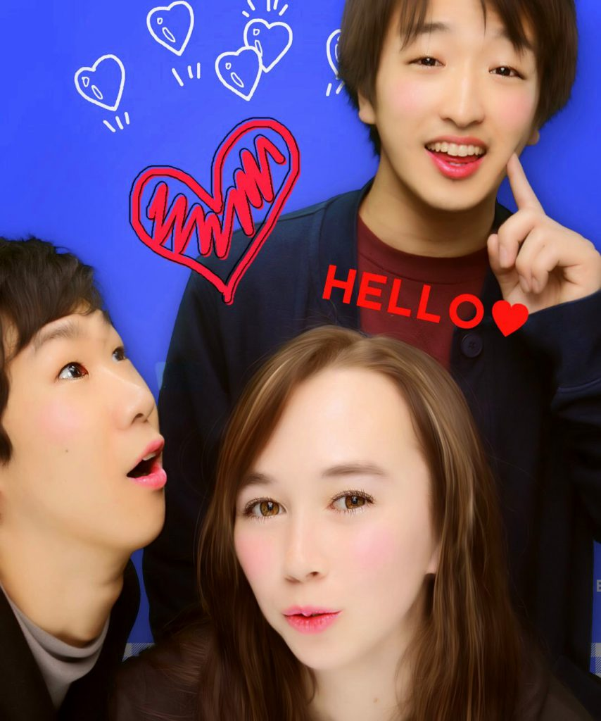 Purikura at Round One | Footsteps of a Dreamer