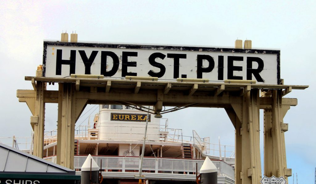 Hyde St. Pier in San Francisco | Footsteps of a Dreamer