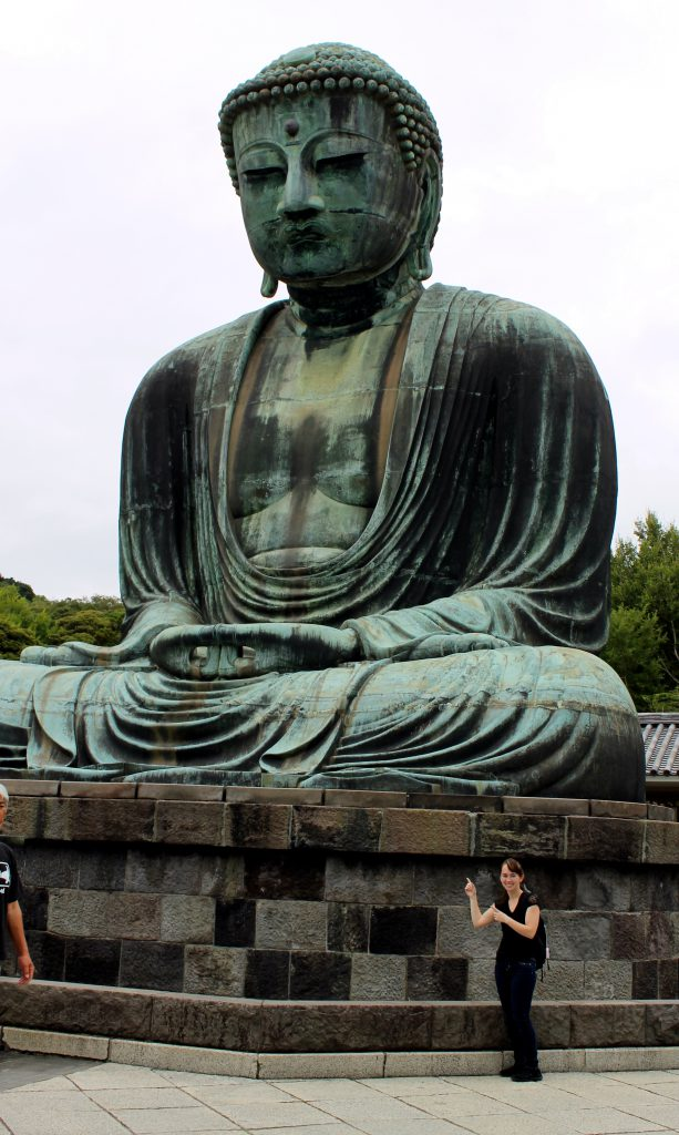 Great Buddha (Daibutsu) in Kamakura | Footsteps of a Dreamer