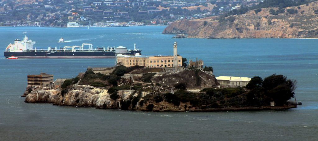 Alcatraz Federal Penitentiary in San Francisco | Footsteps of a Dreamer