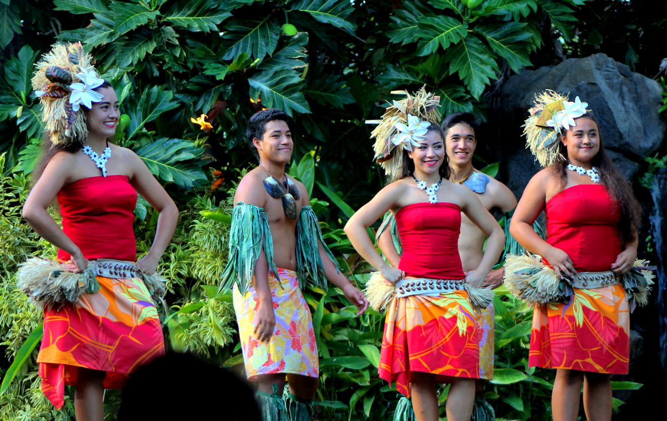 Polynesian Cultural Center Luau Performance | Footsteps of a Dreamer