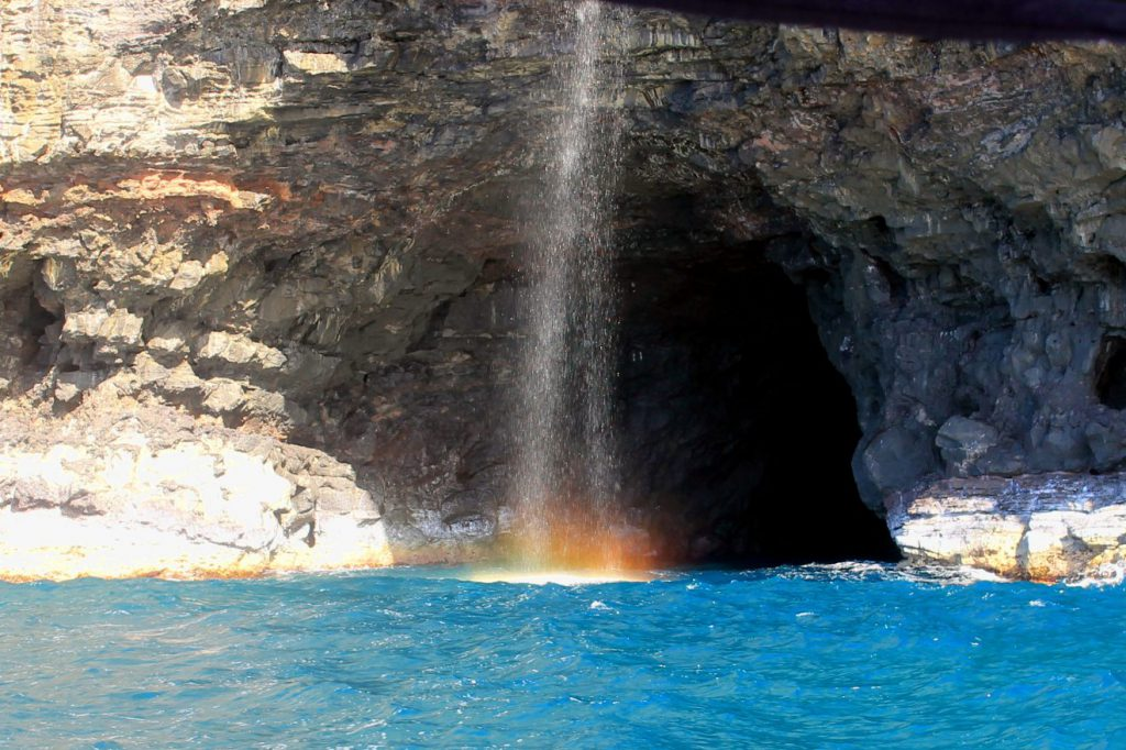 Na Pali Sea Caves | Footsteps of a Dreamre