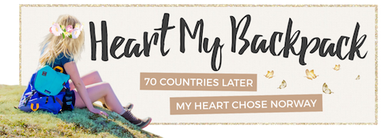Heart My Backpack - Travel Blog