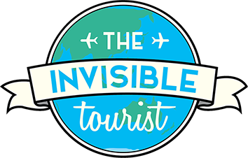 The Invisible Tourist Logo