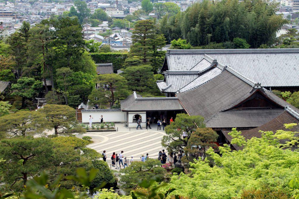 Ginkakuji - Silver Pavilion - Temple in Kyoto