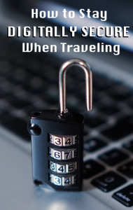 Travel Security Tips: Cyber Security while Traveling | Footsteps of a Dreamer