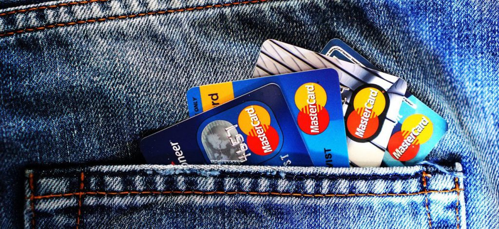 Picture of Credit Cards - Cyber Security While Traveling | Footsteps of a Dreamer