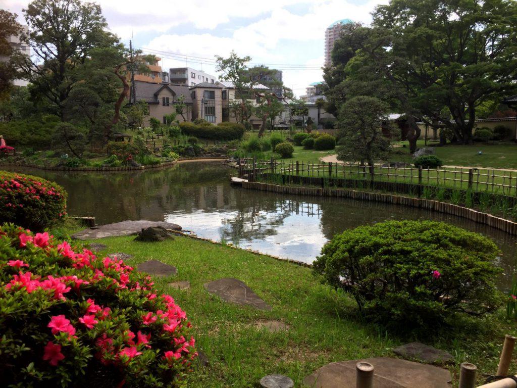 Higo Hosokawa Garden (Shin-Edogawa Garden), Tokyo, Japan | Footsteps of a Dreamer