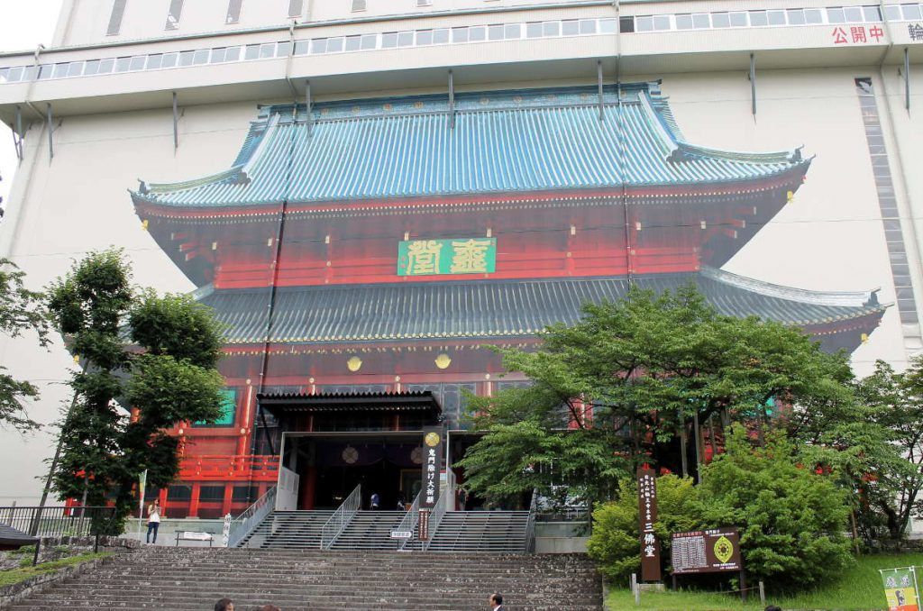 Things to do in Nikko Japan: Rinnoji Temple | Footsteps of a Dreamer