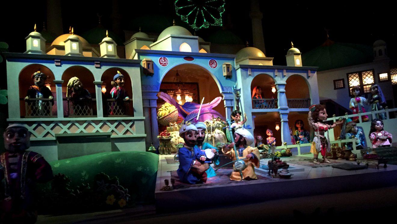 Sindbad's Storybook Voyage at Tokyo DisneySea | Footsteps of a Dreamer