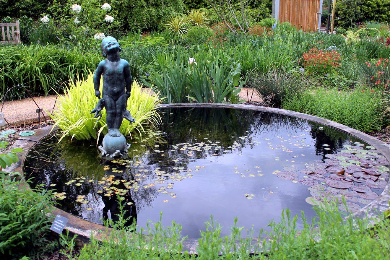 Atlanta Botanical Garden Perennial Garden