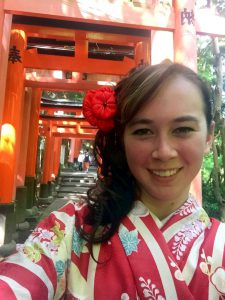 Kimono Right over Left | Footsteps of a Dreamer