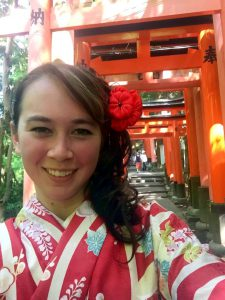Kimono Left over Right | Footsteps of a Dreamer