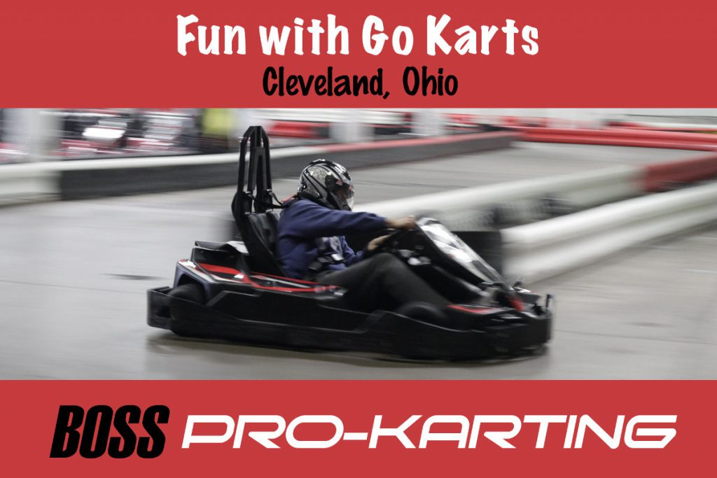 Go Karts Cleveland >> Boss Pro Karting Fun With Go Karts In Cleveland Ohio Footsteps