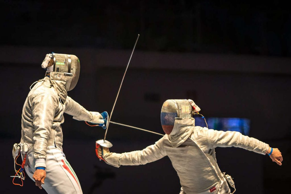 Tokyo 2020 Olympics Fencing | Footsteps of a Dreamer