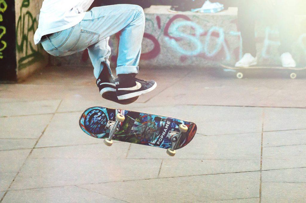 Tokyo 2020 Olympics Skateboarding | Footsteps of a Dreamer