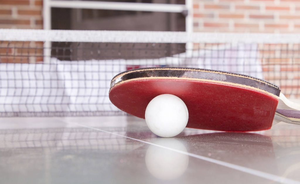 Tokyo 2020 Olympics Table Tennis | Footsteps of a Dreamer