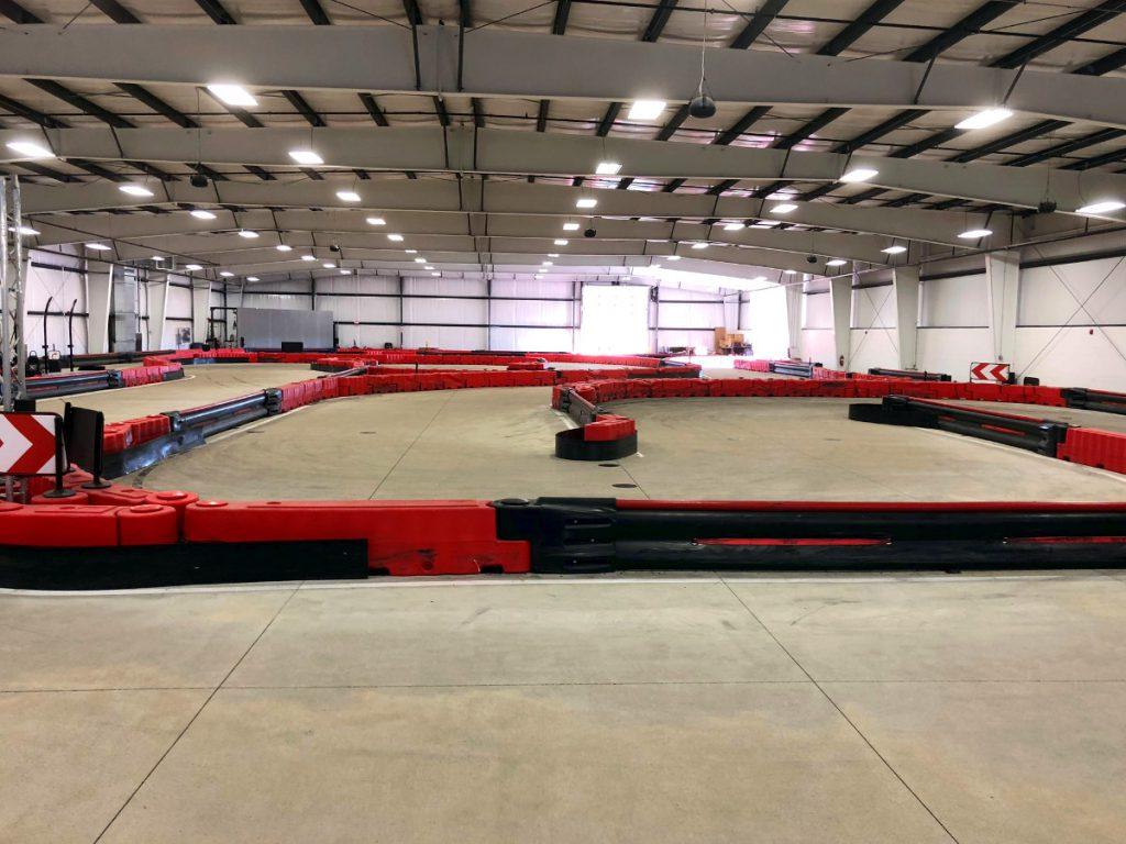 BOSS Pro-Karting Track | Footsteps of a Dreamer
