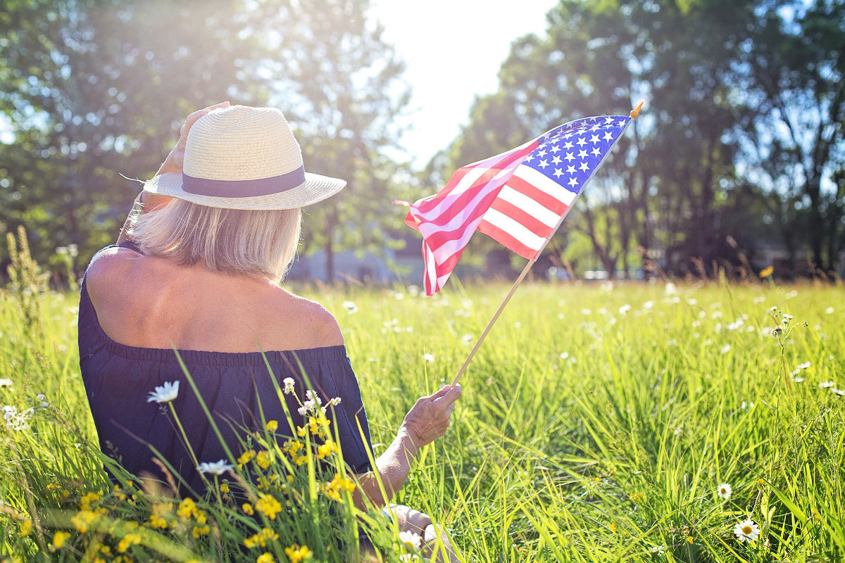United States Independence Day | Footsteps of a Dreamer