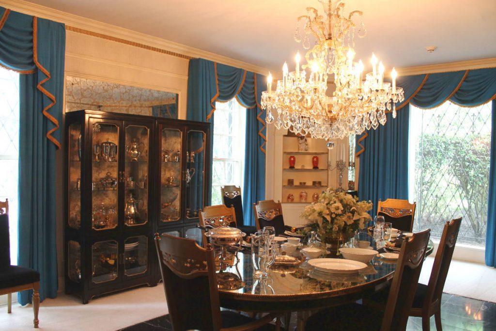 Graceland Dining Room | Footsteps of a Dreamer