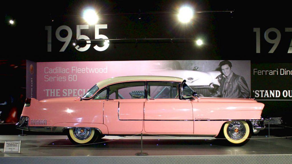 Presley Motors | Footsteps of a Dreamer