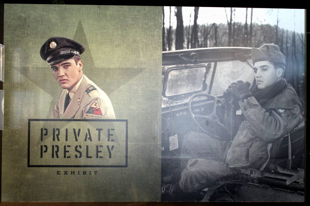 Private Presley | Footsteps of a Dreamer
