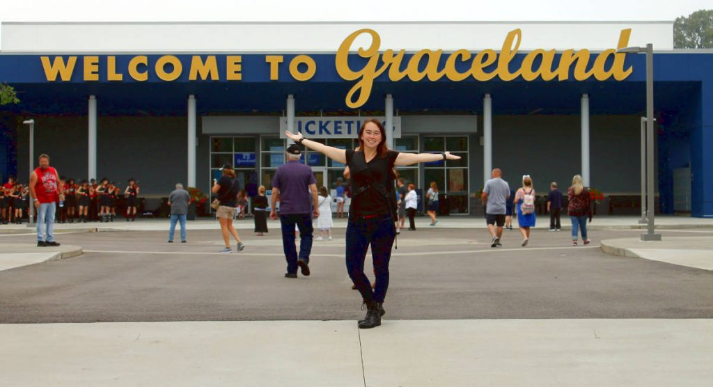 Welcome to Graceland | Footsteps of a Dreamer