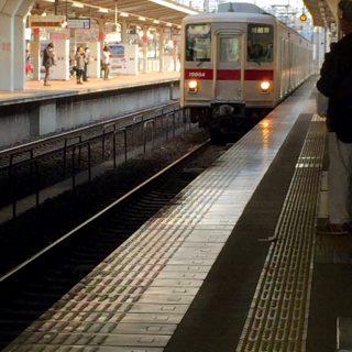 Tobu Tojo Train