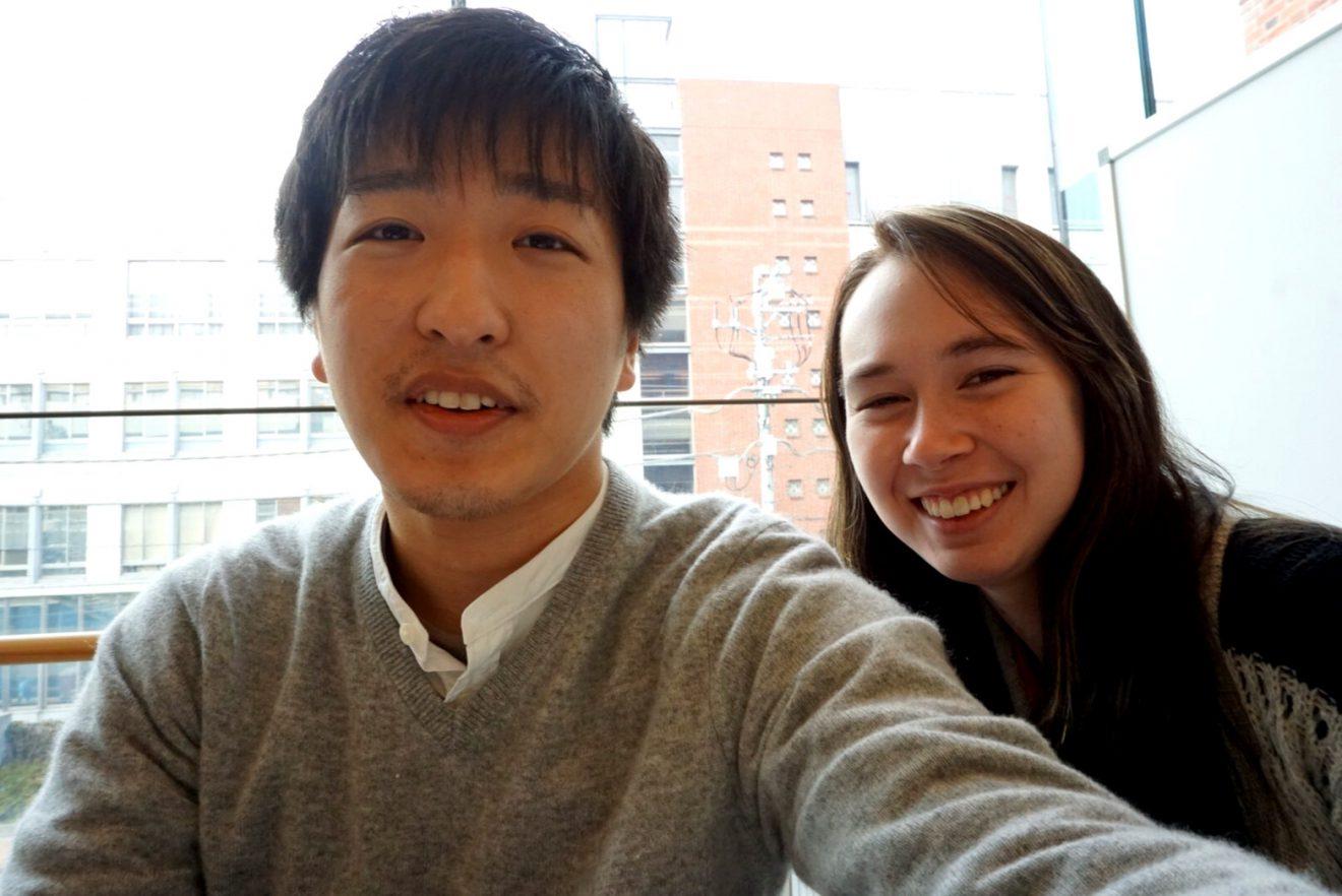 Me and Toshiki