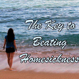The Key to Beating Homesickness