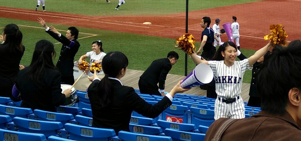Rikkyo Cheerleaders