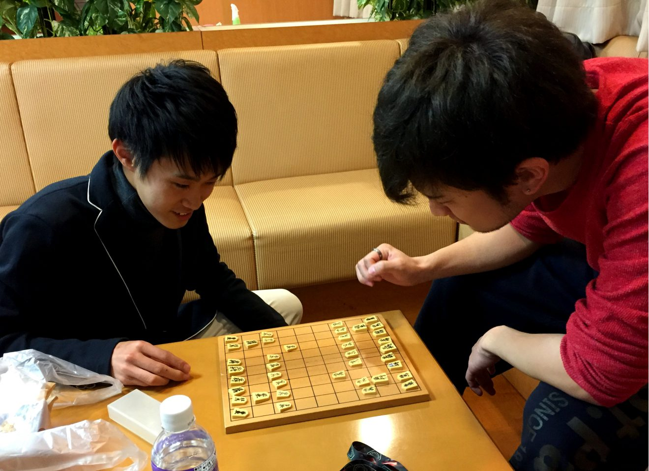 Playing Shogi