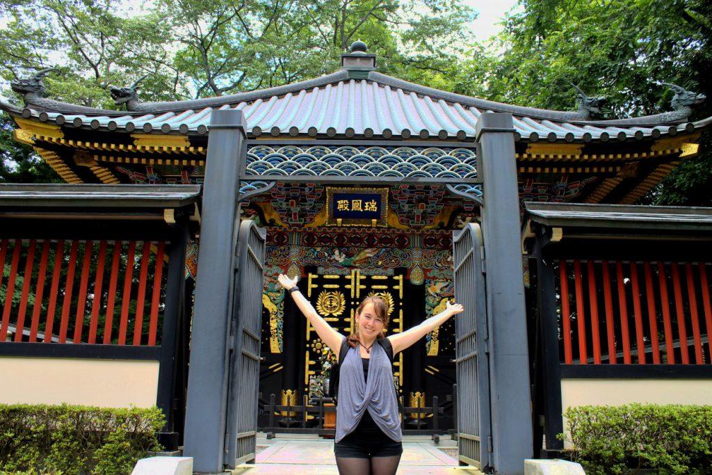Zuihoden Mausoleum Sendai Japan | Footsteps of a Dreamer