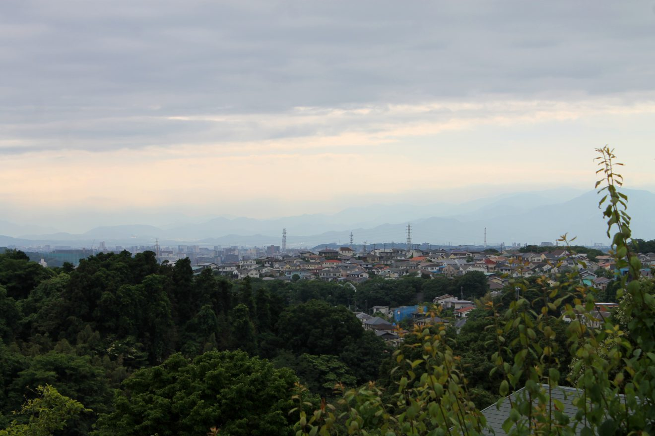 View Near Engakuji