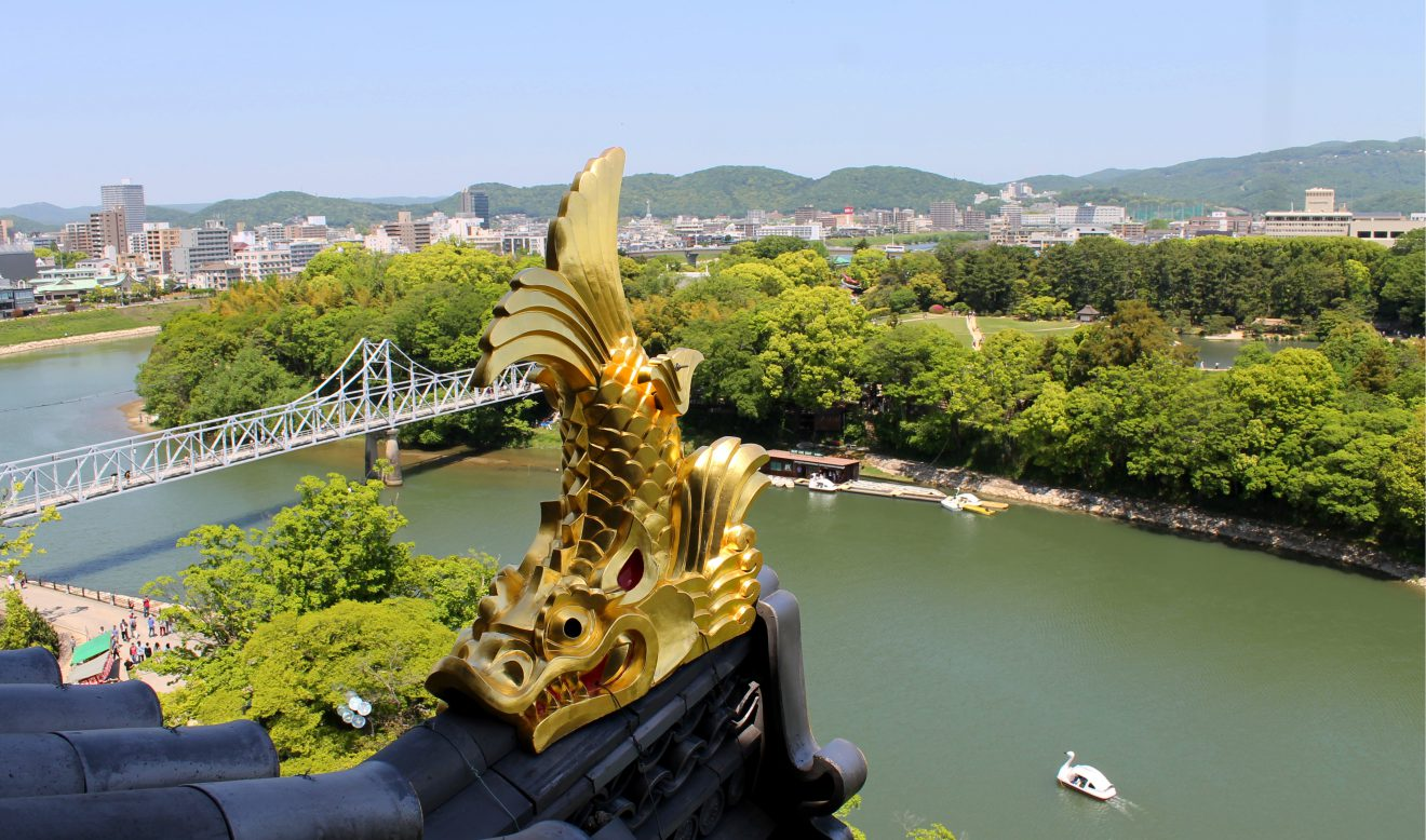 Okayama Castle Observatory