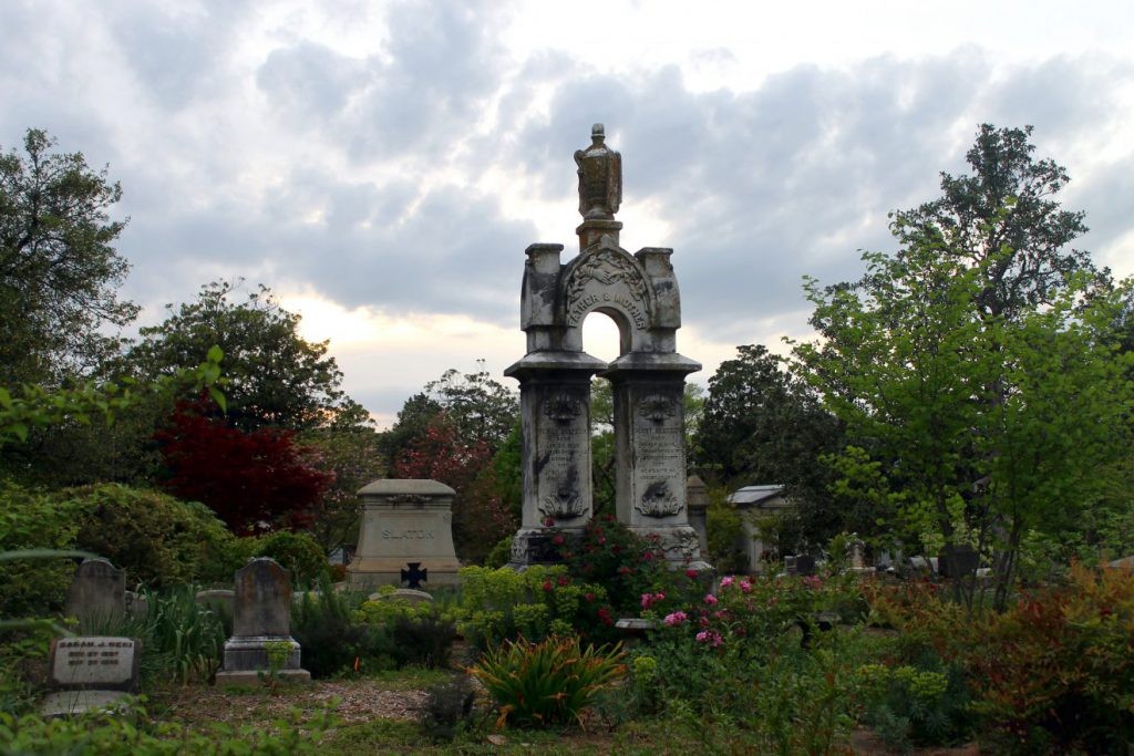 Oakland Cemetery, Atlanta, Georgia | Footsteps of a Dreamer