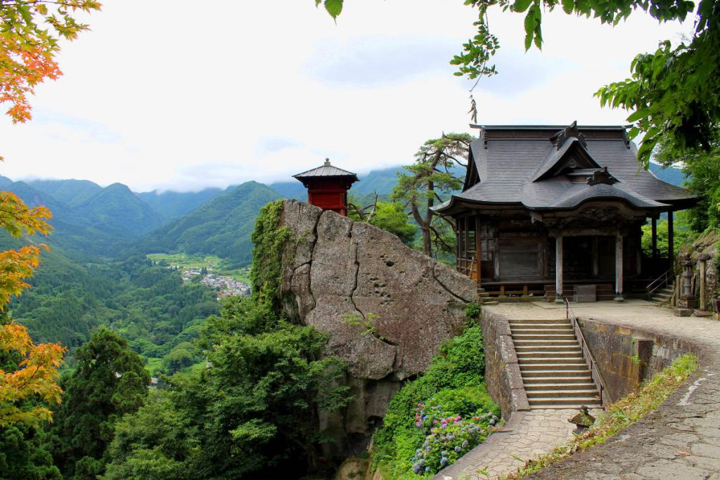Mountain Temple Yamadera | Footsteps of a Dreamer