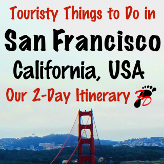 Touristy Things to Do in San Francisco | Footsteps of a Dreamer