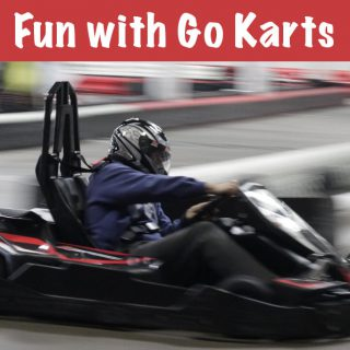 BOSS Pro Karting - Fun with Go Karts in Cleveland Ohio | Footsteps of a Dreamer