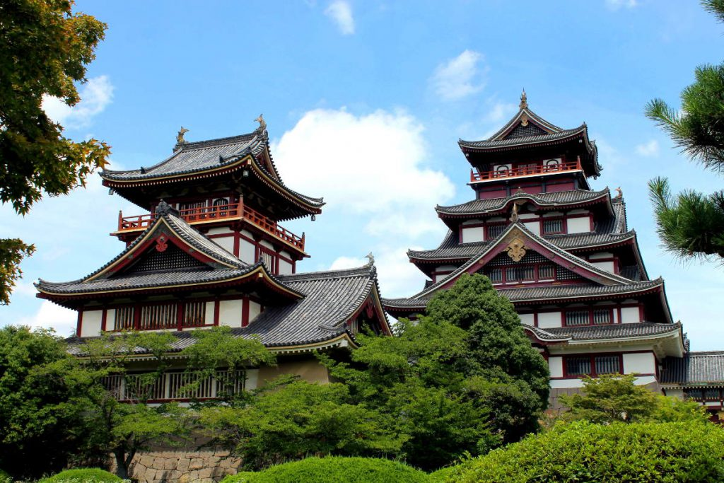 Fushimi Momoya Castle | Footsteps of a Dreamer