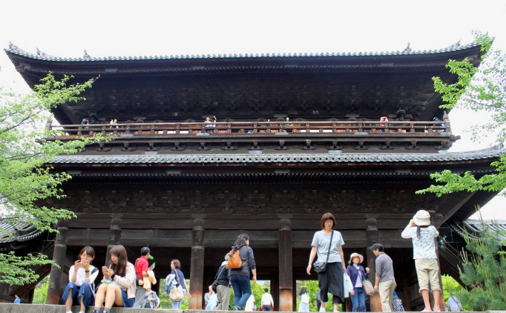 Nanzenji | Footsteps of a Dreamer