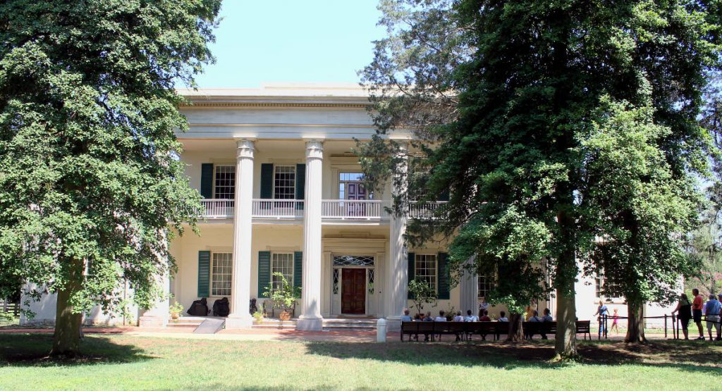 Andrew Jackson Hermitage | Footsteps of a Dreamer