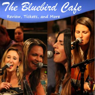 Bluebird Cafe Review: My Experience, Tickets, Show Calendar, Seating, and More | Footsteps of a Dreamer