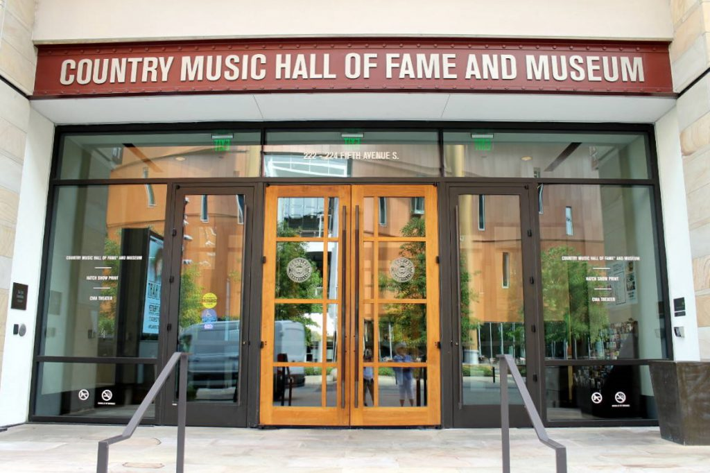 Country Music Hall of Fame and Museum | Footsteps of a Dreamer