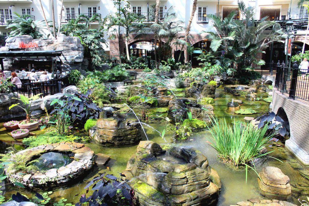 Gaylord Opryland Resort and Convention Center | Footsteps of a Dreamer