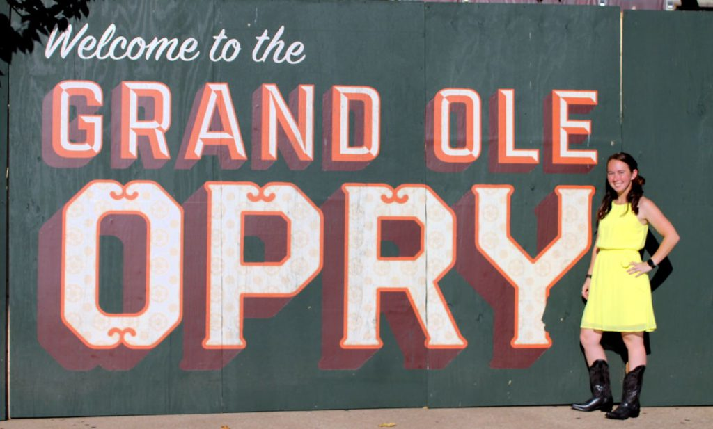 Grand Ole Opry | Footsteps of a Dreamer
