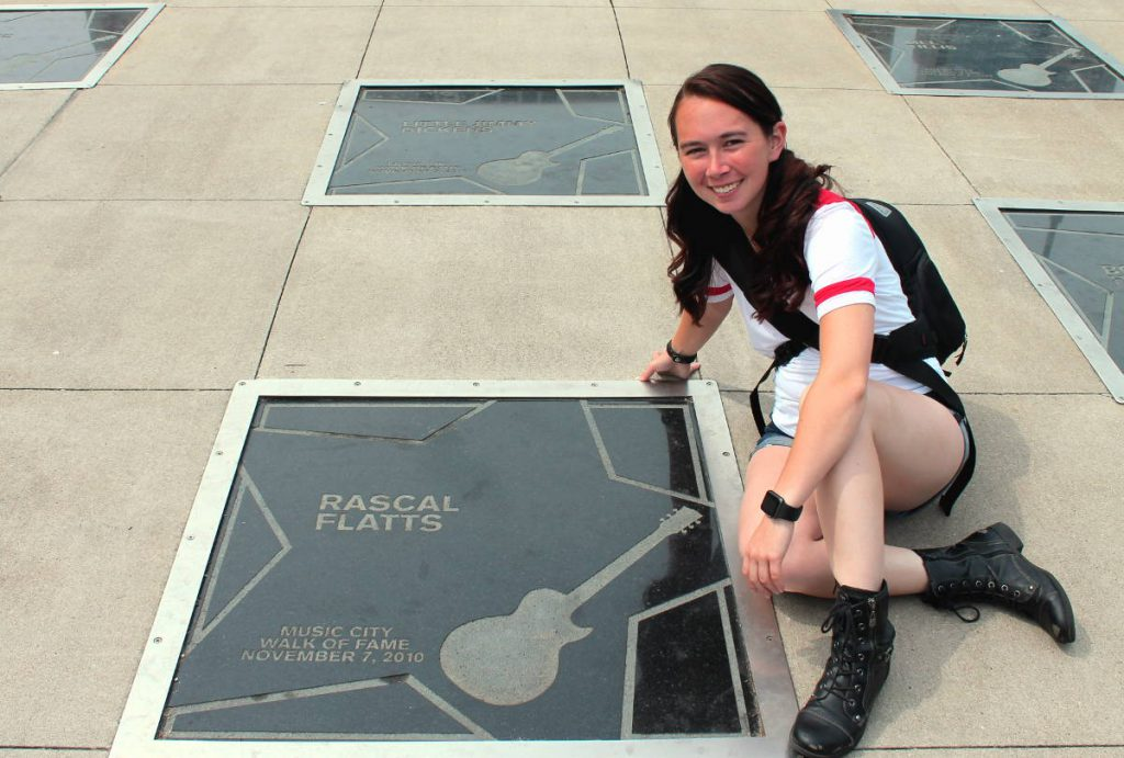 Music City Walk of Stars | Footsteps of a Dreamer