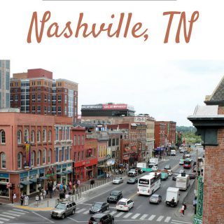 Nashville 4 Day Itinerary | Footsteps of a Dreamer