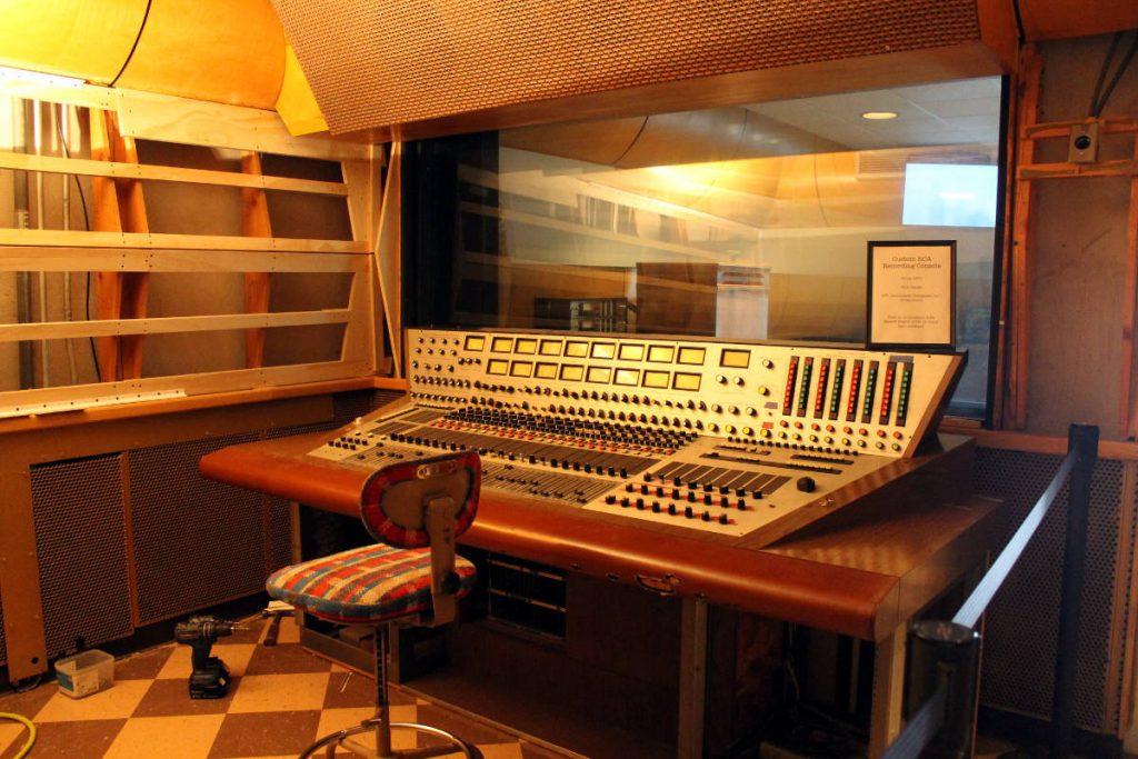 RCA Studio B | Footsteps of a Dreamer