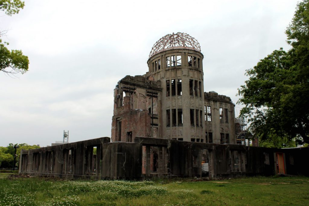 Genbaku A-Bomb Dome | Footsteps of a Dreamer